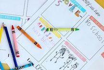 activities for kids. / by Candice Dokkebakken