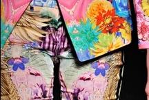 Fashion design & printed textiles / by Lucinda Harris