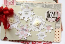 Scrapbooking: December Daily / Maybe someday I will actually do one! / by Oh Yvonne