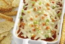 Superbowl Snacks / Superbowl Sunday is almost here! Prepare your football fans for the game with some of our favorite finger foods! / by Southeast Dairy