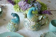 Homekeeping: Tablescapes / by Oh Yvonne