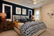 Dream Bedrooms / Whether it's a guest room or a teen's room, what does your dream bedroom look like? Browse through our Lennar bedrooms from across the nation and let us know what you think! With a variety of styles and layouts we are sure you will find one you'll love! / by Lennar