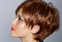 Hair-Short & Sassy To Long & Flowing / by Sarah Maisel