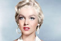 Marilyn / by Victoria Duncan