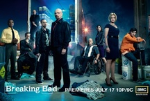 TV--BREAKING BAD / by SHARON