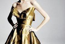 golden garments II / by Sue McKee