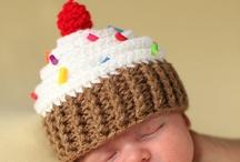 Baby Hat's / by Pam Hunsucker