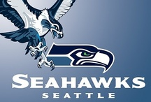 Seattle Seahawks my official board / by Neil Jackson
