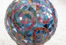 Mosaics / Mosaics I have made and ones I wish I had. / by Susan Biscay-Hopkins