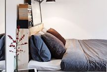Bedroom / Inspiration for a beautiful bedroom  / by Emilie Delis [ Made by Emy ]
