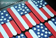 Patriotic Crafts / by Darice