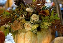 Fall and Thanksgiving  / by Fabulous by Frankie-Holiday Burlap Runners