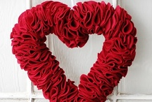 Valentines Day / I love decorating for the Holidays! My grandchildren always enjoy it also.  Lots of cute do it yourself ideas! / by Fabulous by Frankie-Holiday Burlap Runners