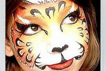 Face Painting / by Krista Eastes
