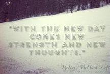 Lofty Thoughts- Business Stuff / by Seneca Hart
