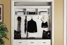 Closet Mudroom / by Seneca Hart