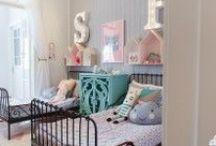 Girls Room Ideas / by Seneca Hart