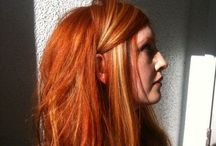 hairstyles I love / by Kelley Raney