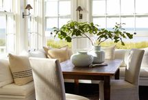 Cape Cod Home Decor Inspiration / Cape Cod and the Island interior inspiration for the perfect relaxed beach retreat. / by Joshua Bogart