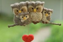 Owls / by Laura Beilhes