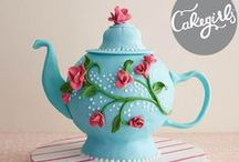 Cool Cakes / by Laura Beilhes
