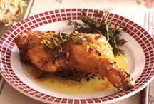 Foods - Chicken / by AZURE AZURE