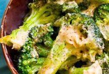 Foods - Veggies / by AZURE AZURE