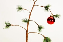 Christmas / from trees, decorations, and food / by Roxanne