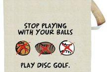 Disc Golf / by Miss Oaks