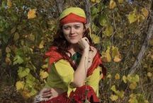 Cosplay/Art~ElfQuest / Costume design reference 1. Nightfall  / by L. J.