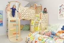 <3 PlaYrOoMs-DeCOr&MoRe / COOL IDEAS FOR PLAYROOMS/ORGANIZING TOYS..ETC.. / by Virginia C