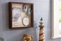 NURSERY-DECOR.. / Decorating ideas / by Virginia C