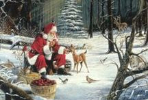 Santa I believe / by Pat Barrows