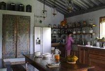 Kitchen Ideas / by Megan Kostroun