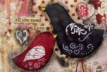 Pájaros - Birds / by Martha Bonilla