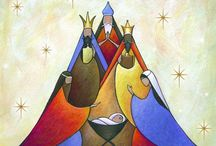 Church Banners, Decor and Vestments / by Elizabeth Dunn