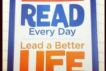 Read Every Day. Lead a Better Life. / by Scholastic