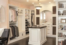 Home: Closets & Storage / by Stacey Lange, Realtor | @searchseattle