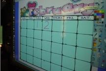 Calendar time / by Heather Castorena