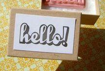 hello & thanks / by Maru Geminiani