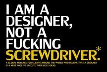 graphic design :: nerdy stuff / by Maru Geminiani