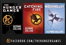 The Hunger Games / The Hunger Games is the award-winning and bestselling dystopian trilogy by Suzanne Collins.  Join our community at www.facebook.com/thehungergames / by Scholastic