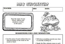 Printables: PreK-2 / by Scholastic