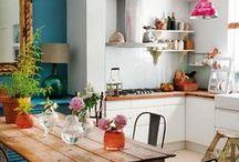 House: Kitchen/Dinner / by Alex Ritchie