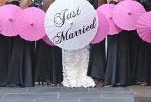 Wedding Umbrellas / by Romantic Getaways