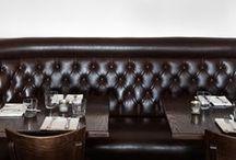 Restaurants & Bars / best of  / by Carte Blanche Décoration d'intérieur