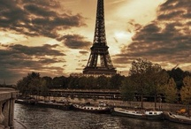 *dreaming of france* / by Lucy Calandranis