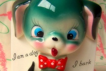 FIGURINES : Cats, Dogs, Squirrels, Birds, Sheep / by Shelly Zeiden