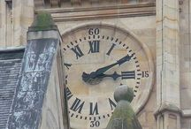 Clocks that Chime / by Dr. Linda Welker