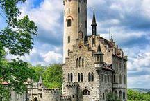 Cathedrals & Castles / by Dr. Linda Welker